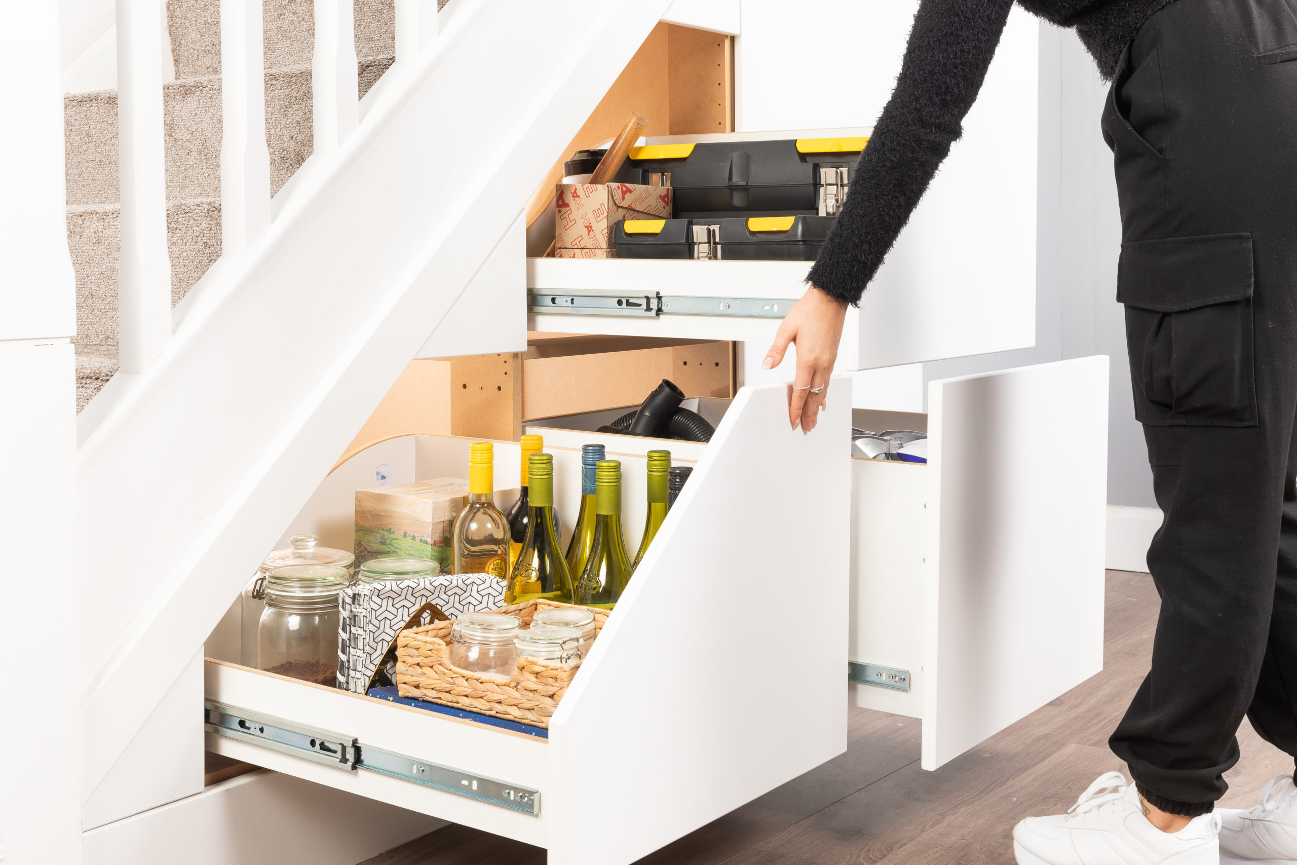 Office Storage at your Fingertips