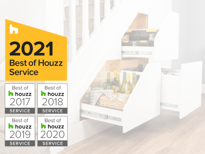 Houzz Service Award 2021
